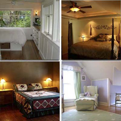 four bedrooms submitted by users
