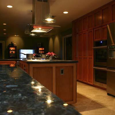 modern kitchen remodel after