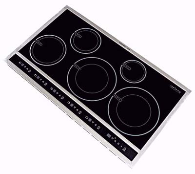 Electrolux's 36-inch-wide induction model 