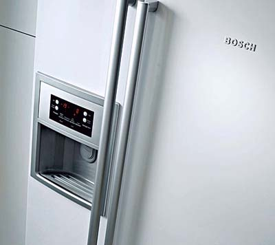 Evolution refrigerator by Bosch