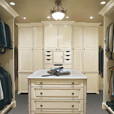 dressing closet remodel