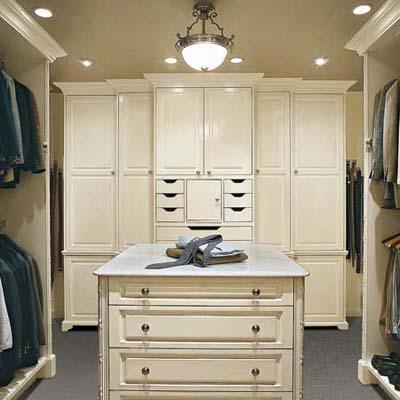 dressing closet remodel