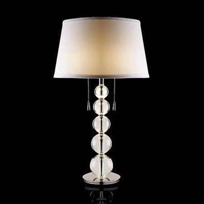 stay at home vacation glamour lamp