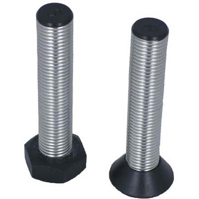 Nut and Bolt Salt and Pepper Collection