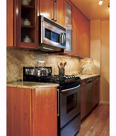 Kitchen layouts for galley kitchens home interior design Kitchen designs galley photos