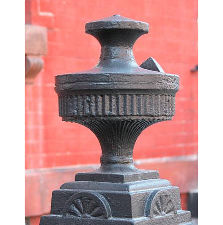 Victorian Classicism in iron.