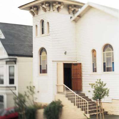 adaptive reuse of San Francisco synagogue