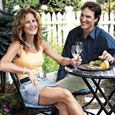 Lorraine and Bob Salter