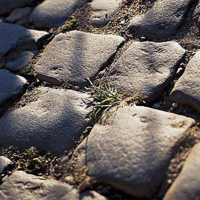 Cobblestone stone