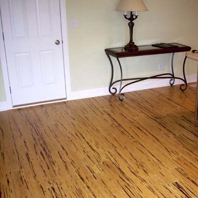 bamboo panel flooring made by Green Choice Flooring