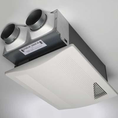 The WhisperComfort Energy Recovery Ventilator made by Panasonic
