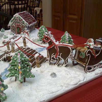 gingerbread contest winners