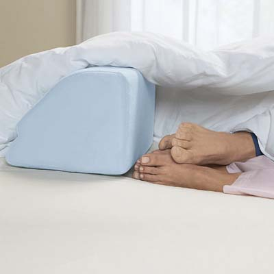 foot-free pillow