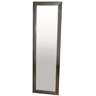 full length mirror for convenience in a guest room