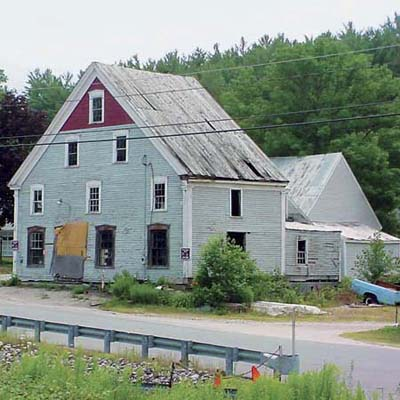 save this old house in hiram, maine