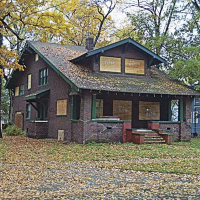 save this old house in battle creek, michigan