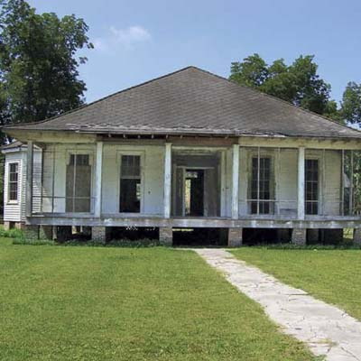 save this old house in lake providence, louisiana