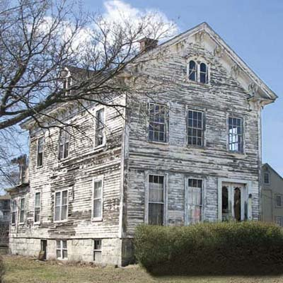 save this old house in new london, connecticut