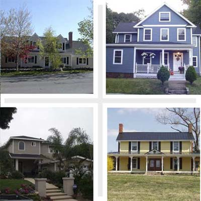 Compilation of Many Houses