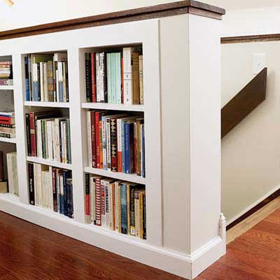 bookcase plans this old house
