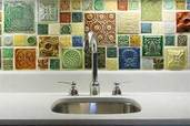 ten ideas for tile backsplashes