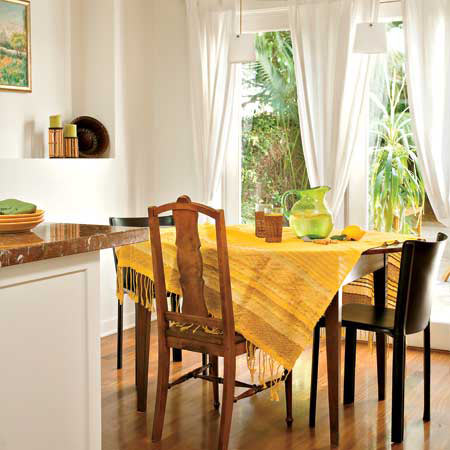 Breakfast Nook Simple Kitchen Design Timeless Style This Old House