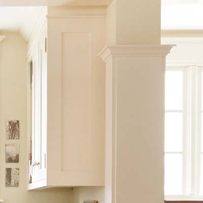 pilaster detailed casings
