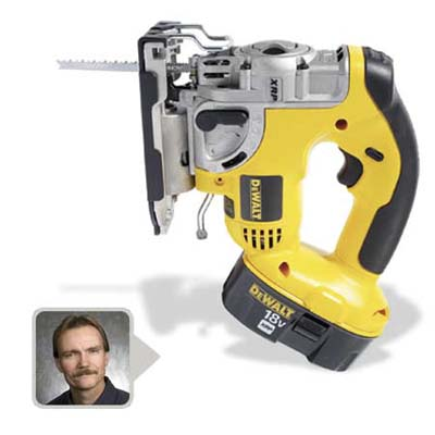 DeWalt DC330K cordless jigsaws