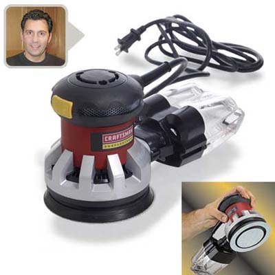craftsman random-orbit sander