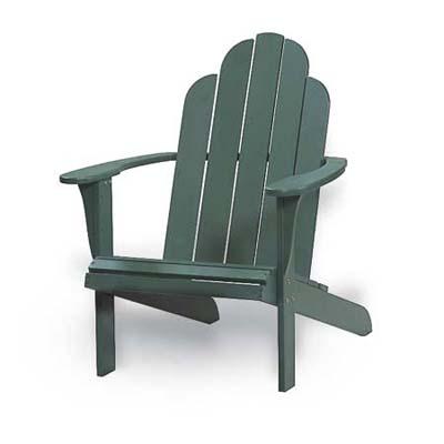 basic model of adirondack chairs