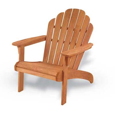 luxury model of adirondack chairs