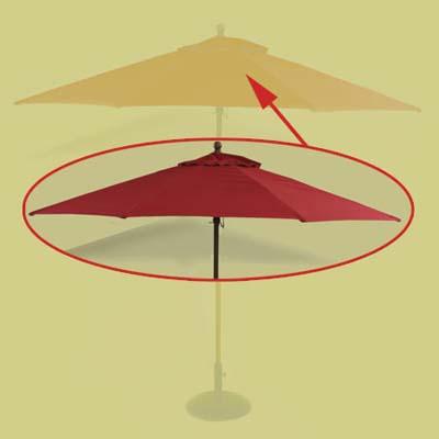 budget umbrella canopy