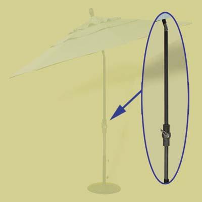 high-end umbrella mechanics