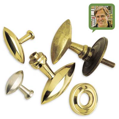 examples of custom handles and pulls available from kraft hardware