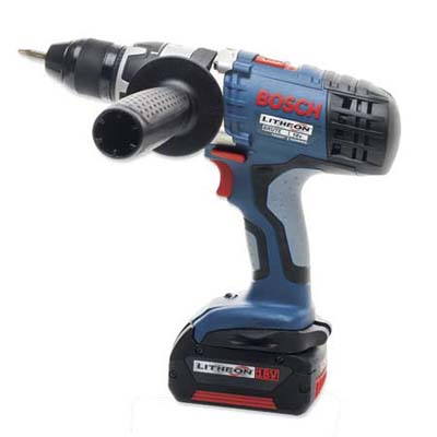 bosch eighteen volt lithium ion hammer drill