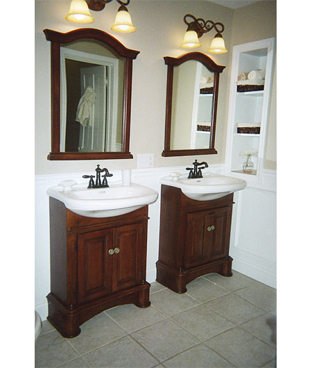 Great Adaptation Heck Bathroom Vanities After