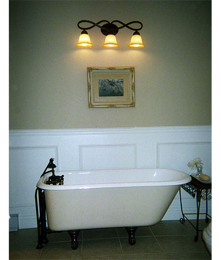 Great Adapations Heck Bathroom Tub After