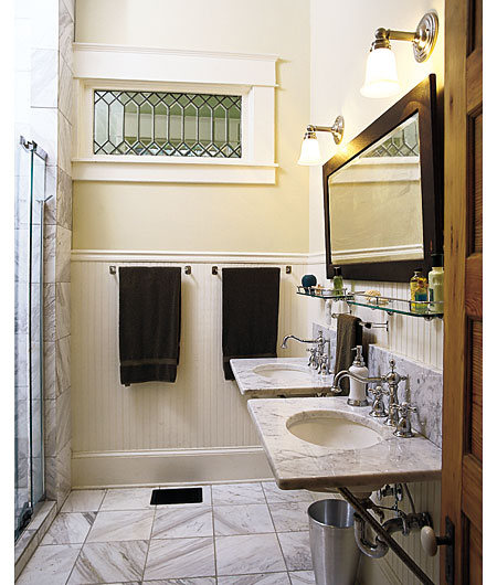 Pre-War Details | Editors' Picks: Our Favorite Bathrooms Ever ...