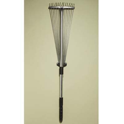 Amleo expandable garden rake