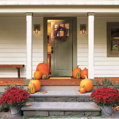 fall upkeep home maintenance checklist