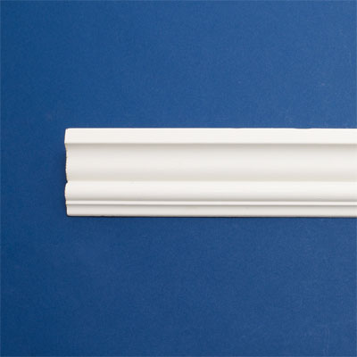 Bead and Curve style crown molding