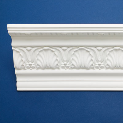 Leafy Look style crown molding