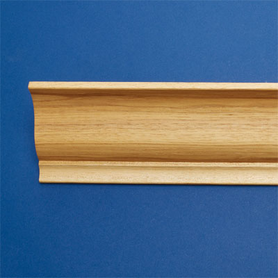 Strong and Simple style crown molding