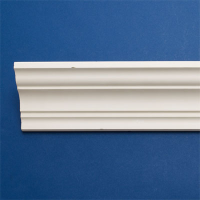 Understated Elegance style crown molding