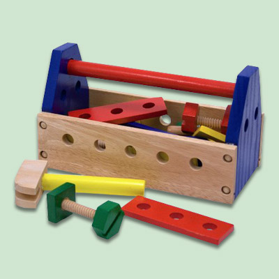 Take Along Tool Kit Easy Diy Woodworking Kits For Kids