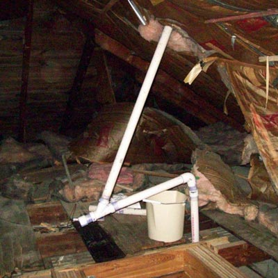 home inspection nightmare