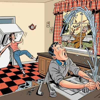 Surviving Homeownership
