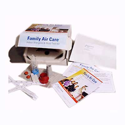 family air care test kit