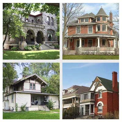 4 Midwestern neighborhoods voted best of 2010