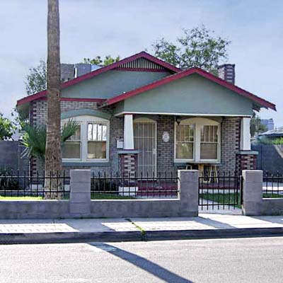 example of a best old house in the neighborhood arizona